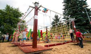 Mobilny Park Linowy